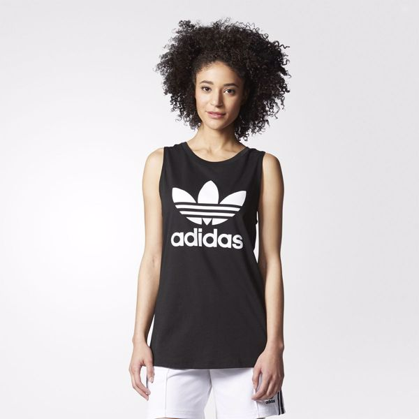 Picture of Loose Graphic Tank Top