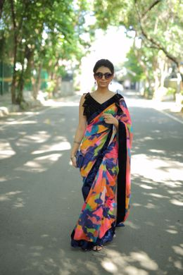 Picture for category Sequence Saree