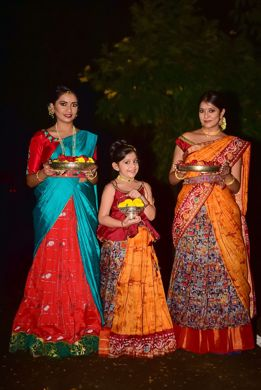 Picture for category Half Saree
